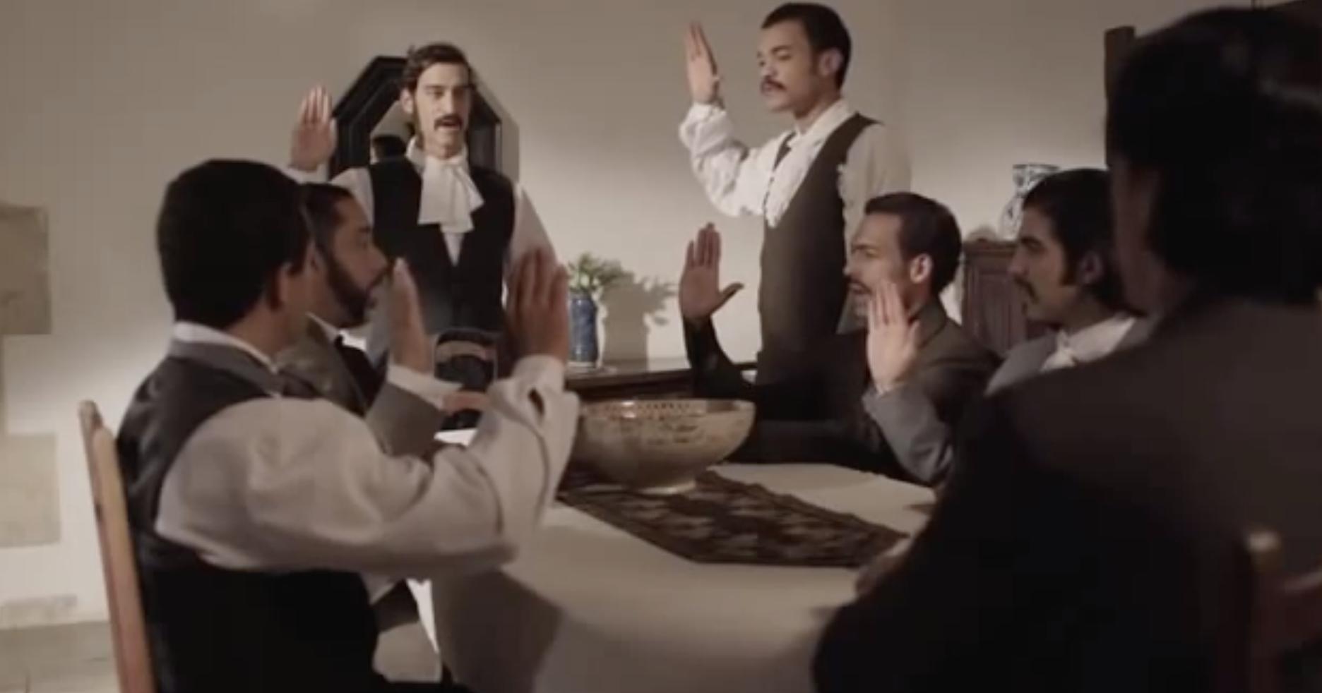 Duarte, traición y gloria - Película